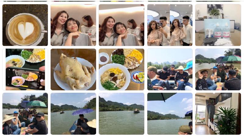 Cảm ơn nhà trường và công ty Du Lịch Rồng Việt Nam đã tổ chức chuyến đi trải nghiệm nhiều thú vị cho các học sinh