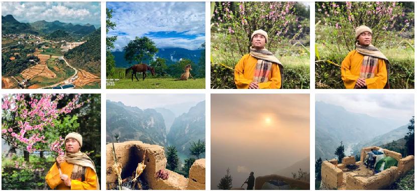 Chuyến đi du lịch thăm quan Hà Giang đã hoàn thành rất xuất sắc với cty Du Lịch Rồng Việt Nam.