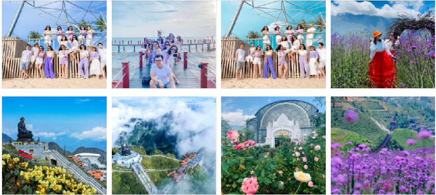 Chuyến đi tuyệt vời - Tour miền Bắc 5 ngày 4 đêm cùng Du lịch Rồng Việt