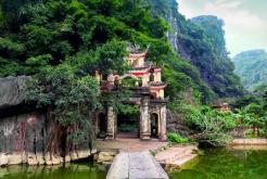 Tour Ninh Bình -Tam Cốc - Hoa Lư 1 Ngày