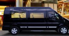 Xe Pù Luông đi Hà Nội xe Limousine Luxury Car - 1 chiều