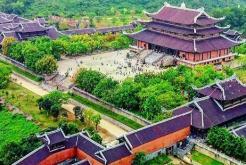 Du lịch Ninh Bình - Chùa Bái Đính - Khu du lịch Tràng An 1 ngày