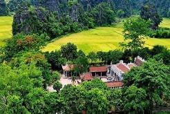Du Lịch Ninh Bình - Hang Múa - Tràng An - Hoa Lư 1 Ngày