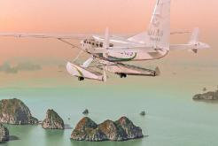 Tour bay ngắm Hạ Long 25' phút